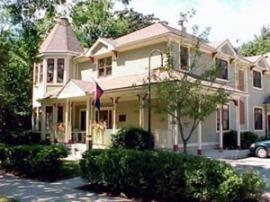 A Ronald McDonald House, em Springfield - nosso lar longe do lar
