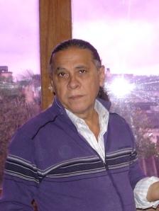 Sérgio Ajabiim e seus mentores