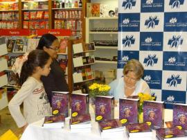 Autografando em Sampa Set 2012