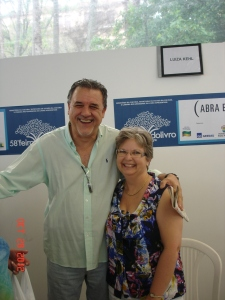 Gilberto Carvalho, Escritor, Poeta e Compositor Gaucho nos prestigiando...