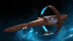 Vulcan command ship - CBS
