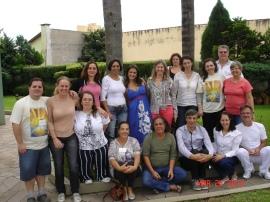 Parte do Grupo do Curso Tronados de março 2013