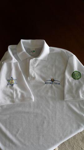 Camisa Polo mangas